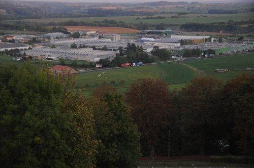 Les usines langres la photographie - Plastic omnium langres ...