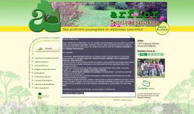 Arflor : des jardiniers paysagistes a votre service