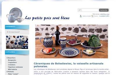 Vente en ligne de vaisselle culinaire polonaise
