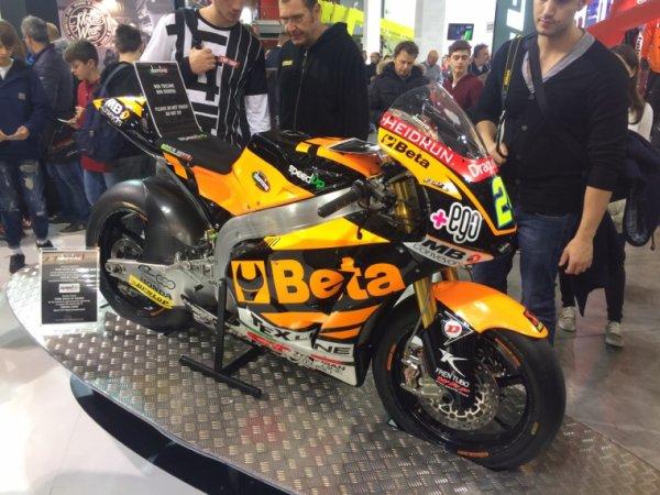 Milan moto du gp