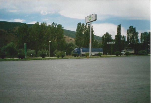 Iranian International 9700, Ilgaz region, Turkey.  2002, July!