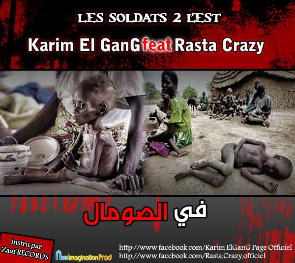 Imabratorya / Fi  Somal Karim elGanG Feat Rasta Crazy (Zaaf Records)! (2011)