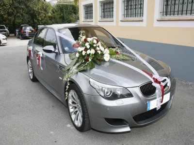 decoration voiture mariage rabat id es et d 39 inspiration sur le mariage. Black Bedroom Furniture Sets. Home Design Ideas
