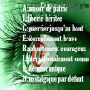 "Signification du mot ""ALGERIEN"""