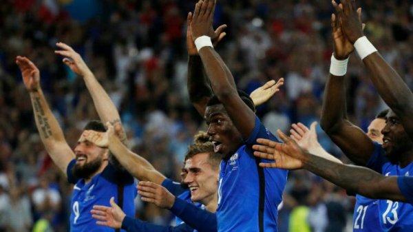 Allemagne France Seville 82 te voila vengé