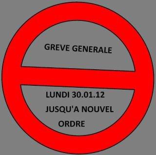GREVE GENERALE DECLAREE PAR ETIENNE TSHISEKEDI