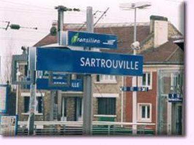 Gare sartrouville for Piscine de sartrouville