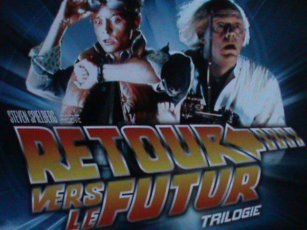 RETOUR VERS LE FUTUR TRILOGIE