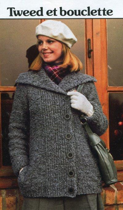modele tricot veste femme modeles tricot et crochet. Black Bedroom Furniture Sets. Home Design Ideas