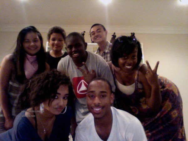 Jessica ses amis & de la famille / Jessica with Friends and family :)