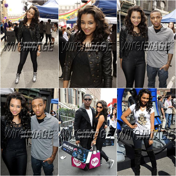 Variety's 4th Annual Power Of Youth Event