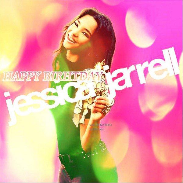 HAPPY 17TH BIRTHDAY JESSICA !