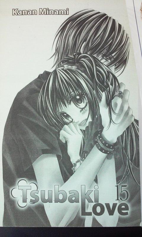 scan tsubaki love tome 15 chapitre 93 page 1