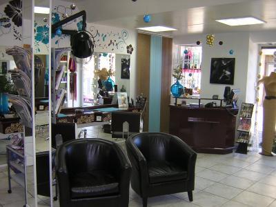 Nouvelle d coration int rieur du salon de coiffure for Nouvelle decoration interieur