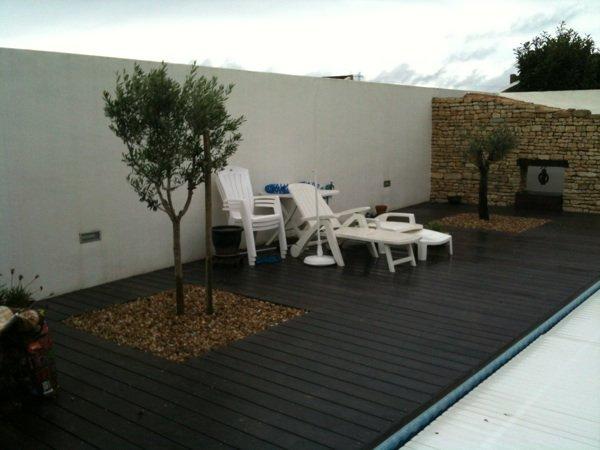 plantation taille d 39 olivier et mise d 39 une b che puis. Black Bedroom Furniture Sets. Home Design Ideas