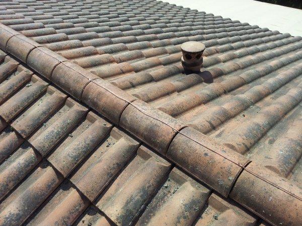 Nettoyage annuel toiture notre maison nos travaux for Brosse telescopique pour toiture
