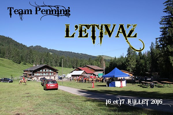 TeamPenning L'ETIVAZ