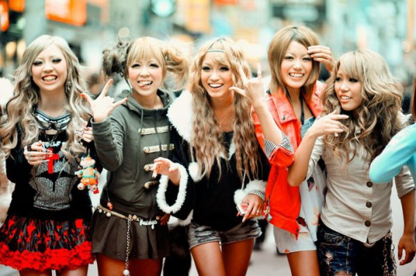 Mode vestimentaire du japon