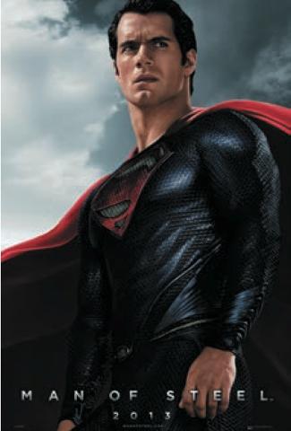 Henry Cavill, le nouveau Superman!