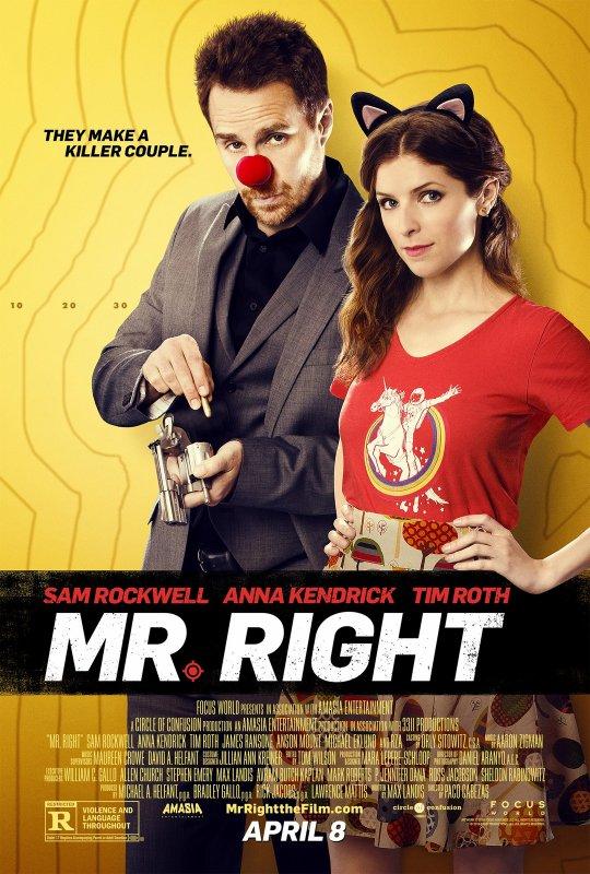 Film # 3 - MR. Right