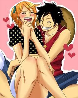 Bienvenue sur mon blog , Couple-Nami-Luffy <3<3