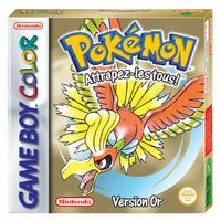 Commande: Game Boy Color + des jeux Pokémon !