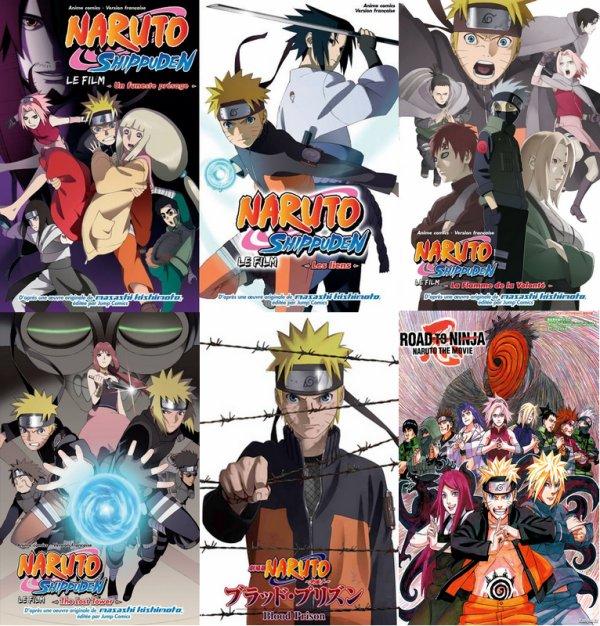 Naruto shippuden - episode 257 - rencontre vf