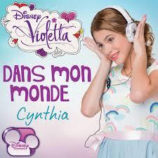 Dans mon monde - Cynthia <3