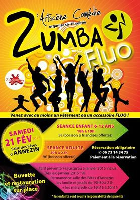 Zumba Fluo