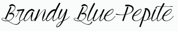 Brandy Blue Pepite