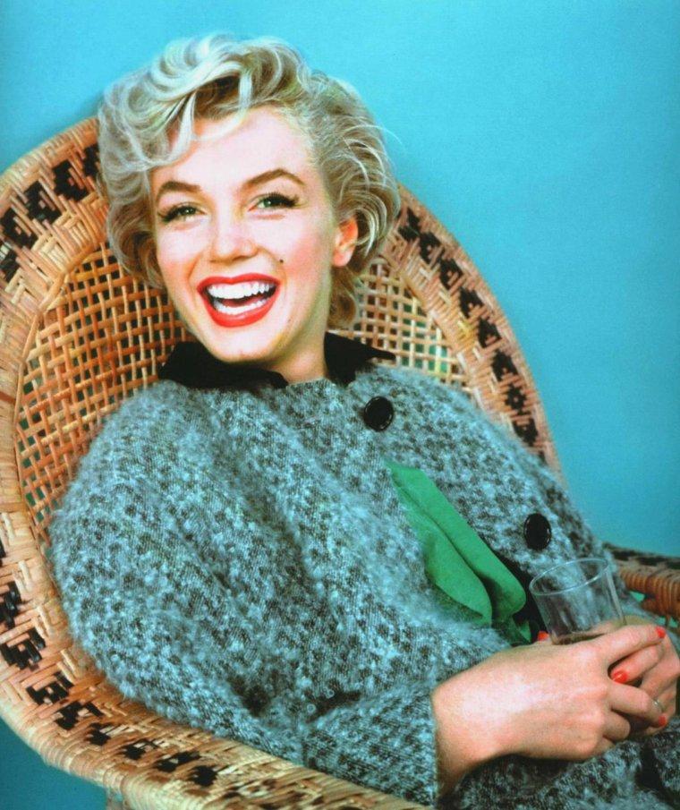 "Articles De Wonderful-Marilyn-MONROE Taggés ""Milton GREENE"