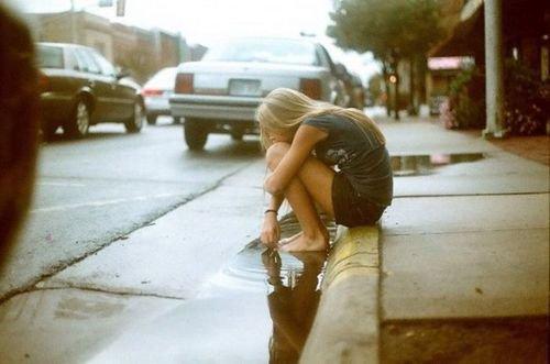 Quand on aime quelqu'un, c'est effrayant comme on pense peu aux autres