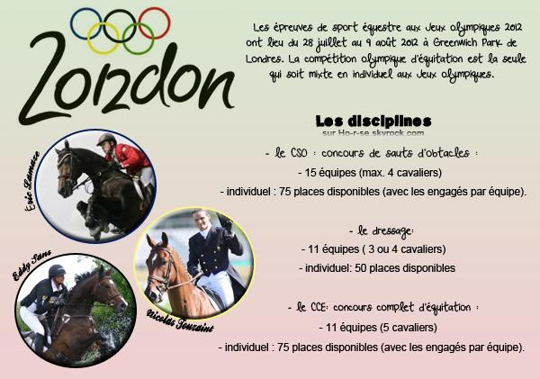 ___________◊ Jeux Olympiques 2012________________________________Ho-r-se_!!________________