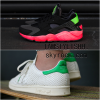 Nike Air Huarache/ Adidas Stan Smith
