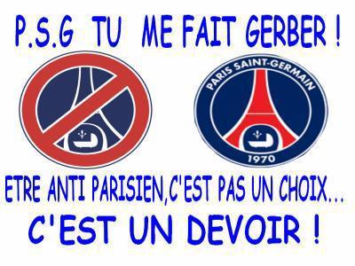 ® Paris Saint Germain © sur le forum Football  18 02 2014 17:37:12  page