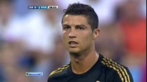 Cristiano Ronaldo vs Zaragoza (A) 11-12 (Xris7)
