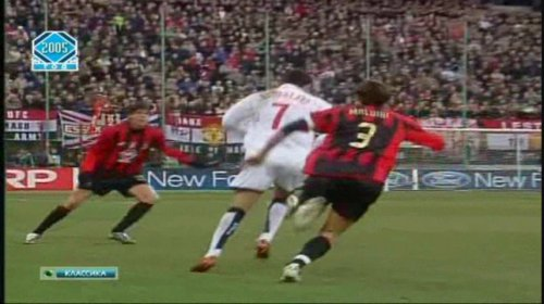 Cristiano Ronaldo vs AC Milan (A) 04-05 (Xris7)