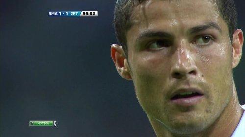 Cristiano Ronaldo vs Getafe (H) 11-12 HD 720p (Xris7)
