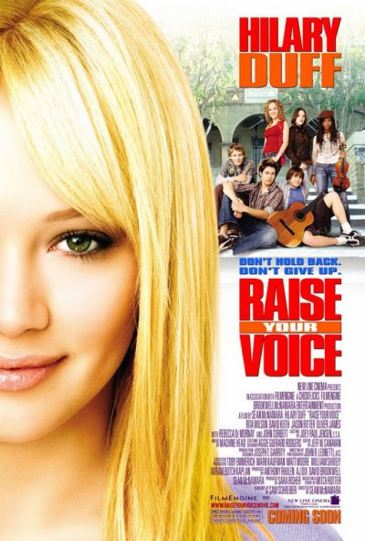""" RAISE YOUR VOICE """