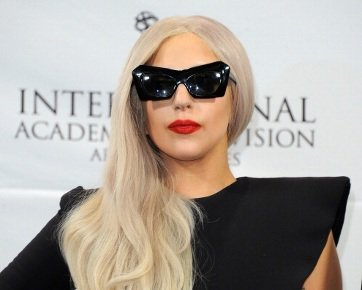 Lady Gaga dans Men in Black 3 _