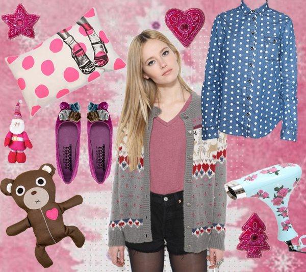 Idées cadeaux de Noël: Ma wish-list ♥♥♥