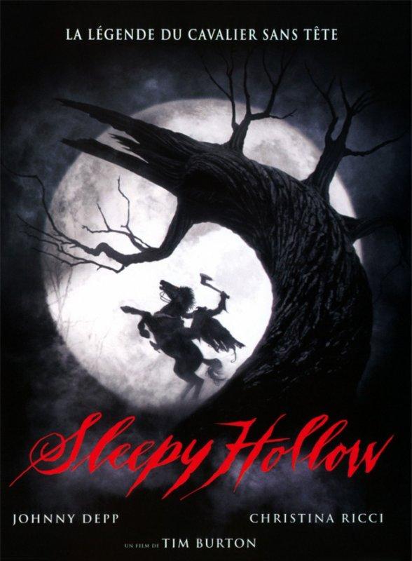 Sleepy Hollow, la legende du cavalier sans tête