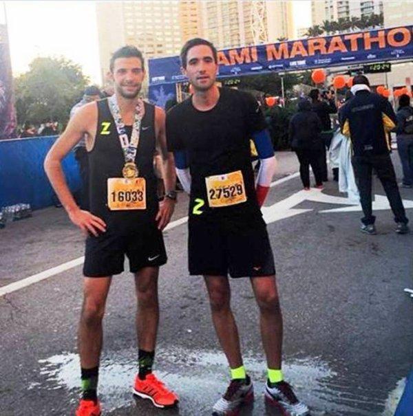 Semi-marathon de Miami 2016 – Nicolas Dalmasso aux portes du Top 10