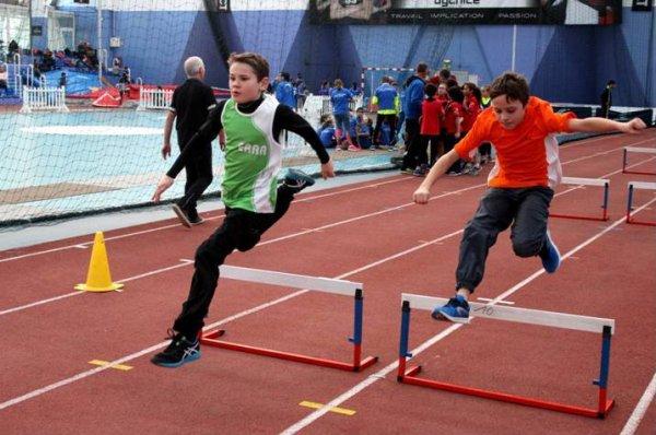 Le � Kids Athletics � 2016 de l'ASPTT Nice