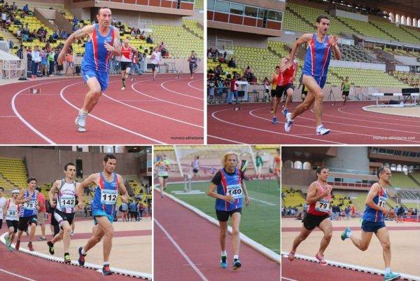 Championnats R�gionaux C�te d'Azur 2016 - 1�re journ�e (Monaco)