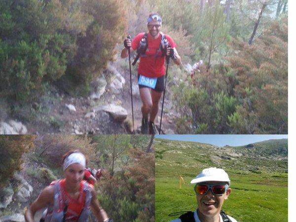 Restonica Trail 2016 - La montagne corse réussit à Amandine Ginouves (2ème F)
