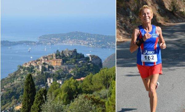 La Course du Troph�e 2016 (La Turbie) – Jocelyne, un retour en forme (2�me M3F)