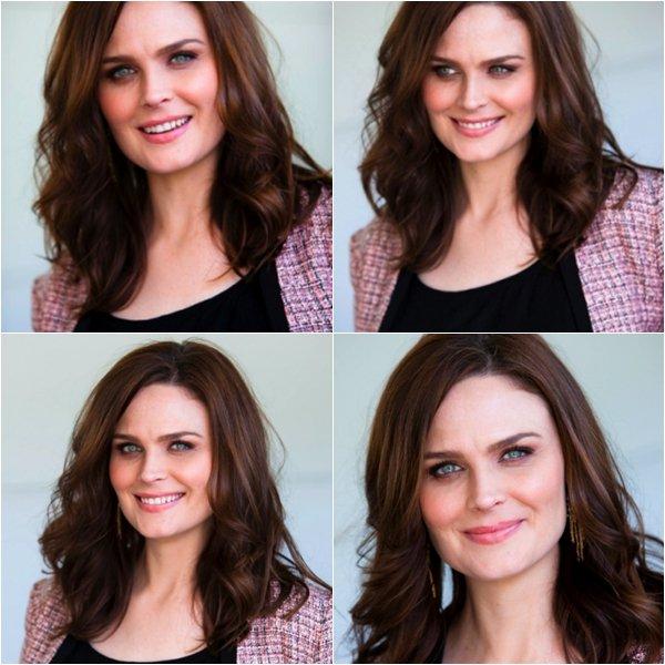 """• • Le 8 Mai, Emily était à la conférence de """"The Perfect Family"""" à Los Angeles • •"""
