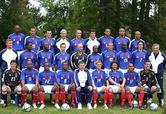 Blog de francefootball96 en force la france - Equipe de france coupe du monde 2002 ...