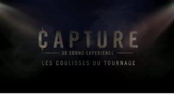 Capture 3D Sound Experience  Jeu interactif & tournage